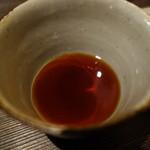 手打蕎麦 むとう - 江戸前の辛汁