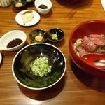 68290637 - 黒毛和牛 ひつまぶし御膳(17-06)