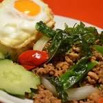 アジアンパーム - 料理写真: