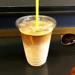 anthrop.Espresso&Comfort - カフェラテ Mサイズ \480