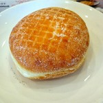 ミスタードーナツ 亀戸ショップ - 豆乳ホイップクリーム ¥129(税込)