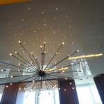 アンダーズ・タヴァン・ラウンジ&バー - IKEAっぽい?照明