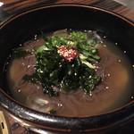 68296266 - すっきり梅しそ冷麺(細麺)¥980