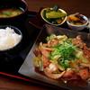博多酒場 もつ蔵 - 料理写真:もつ炒め定食
