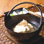 ゆし豆腐(温)