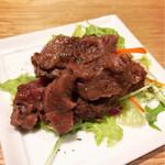 Meet Meats 5バル - お通し。
