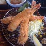 こくりこ - 海老フライ定食