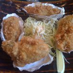 こくりこ - 牡蠣フライ定食(季節限定)