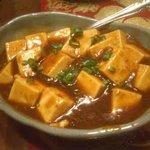 宵彌 - 麻婆豆腐:650円