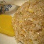 宵彌 - 五目炒飯:パラパラ炒飯