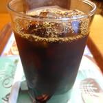 カフェ・ド・クリエ - ドリンク写真:アイスコーヒー レギュラー