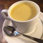 BUCYO Coffee KAKO - コーンスープ