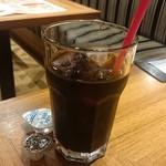 ローマ軒 - アイスコーヒー