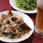 中華料理 水の音 - 晩酌セット