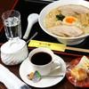 らーめん処 あーと館 - 料理写真:カフェセット