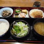 旬菜‐小豆 - ランチ 700円