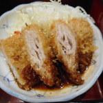 旬菜‐小豆 - 重ねかつ