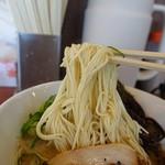 麺屋 すぎ多 - 料理写真:麺リフト