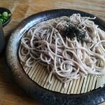 明礬うどん - 料理写真: