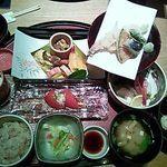和食処 きくすい - 料理写真:きくすい会席