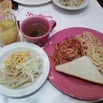 スイーツパラダイス - お食事系