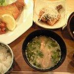 阿部 - 今週のご昼食 1365円