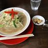 竹ちゃんタンメン - 料理写真:竹ちゃんタンメンハーフ(680円)