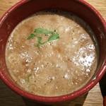 つけ麺 雀 - 辛つけ麺 1辛