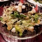 龍記 - 海鮮野菜サラダ
