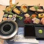 サカナスペース - お魚和んプレート 1380円
