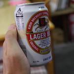 野村 - 缶ビール