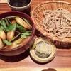 守破離 - 料理写真:鴨つけ汁そば1263円