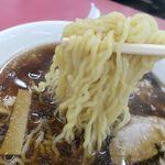 竹岡らーめん - 20番細麺