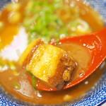 一麺生 - 濃厚魚介豚骨つけ麺