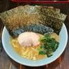 ありがた家 - 料理写真:ラーメン700円麺硬め。海苔増し100円。