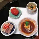 HAMA SYOU - 前菜いろいろ
