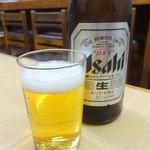 べんけい - 瓶ビール