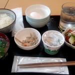キッチンメル - モーニング 500円