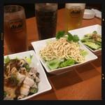 中華料理居酒屋 天府 - お気に入りの3品