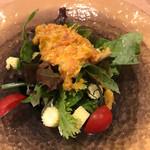 串処 ほとり 灯鳥 - サラダ