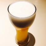 さかづき Brewing - 月の杯ヴァイツェン540円
