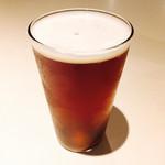 さかづき Brewing - 煙月ブラウン540円
