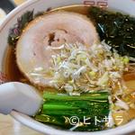 餃子 照井 - シンプルな味が評判の『醤油らーめん』