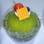 パティスリー シュプレム - 料理写真:まるごとメロン