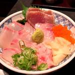 葱や平吉 - 本日の魚定食のメイン
