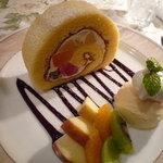 プチ12か月 - ケーキパフェ