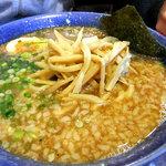 麺屋 一本気 - こってりらー麺・めんま(2011年2月)