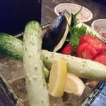 Yakitoriakira - はこ野菜