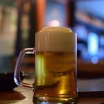 燻製と地ビール 和知 - ドイツのピルスナー 2017.6