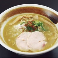麺屋 甲武信 - 濃厚鶏白湯そば